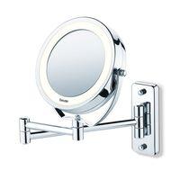 Beurer Upplyst makeupspegel BS59 silver 584.10