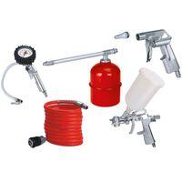 Einhell Tryckluftsverktyg Set 5 delar