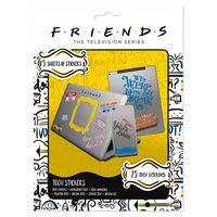 Friends - 25x Klistermärken
