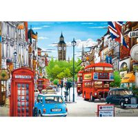 Castorland, Pussel, 1500 bitars, London