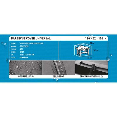 Madison Grillöverdrag 126x52x101cm grå