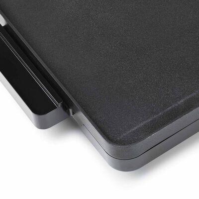 Tristar 2-i-1 Elektrisk grillplatta 2000 W 49x27 cm svart