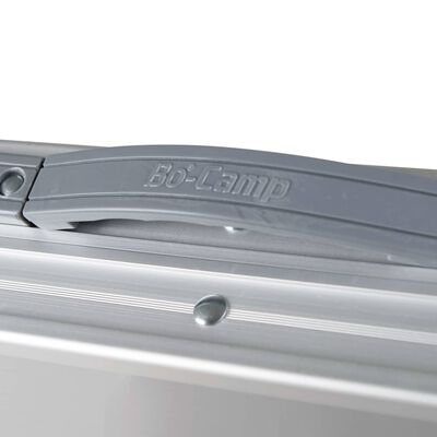 Bo-Camp Hopfällbart campingbord Premium 60x45 cm aluminium