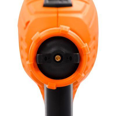 vidaXL Elektrisk färgsspruta med 3 munstycksstorlekar 500 W 800 ml