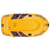 Happy People Uppblåsbar roddbåt Olympic 260 3 personer