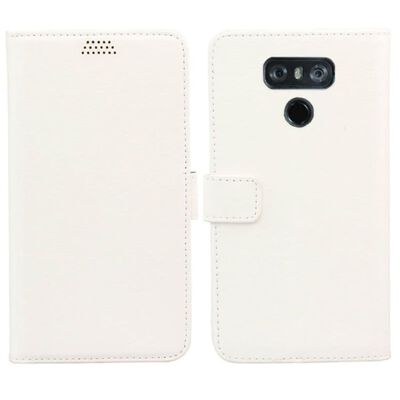 Mobilplånbok 2-kort LG G5 (H850) Vit