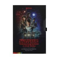 Stranger Things, Anteckningsbok - VHS Season One