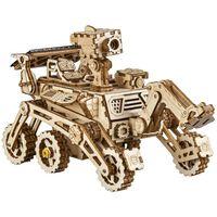 Robotime Byggmodell soldriven Curiosity Rover