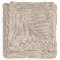 Jollein Filt Basic Knit 100x100 cm nougat