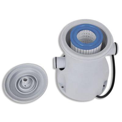 vidaXL Filterpump för pool 800 gal/tim
