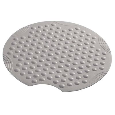 RIDDER Halkfri duschmatta Tecno grå