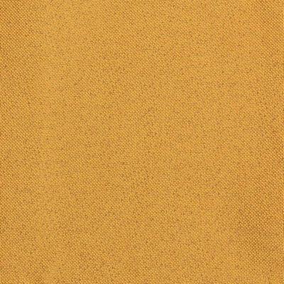 vidaXL Mörkläggningsgardin med krokar linnelook gul 290x245 cm