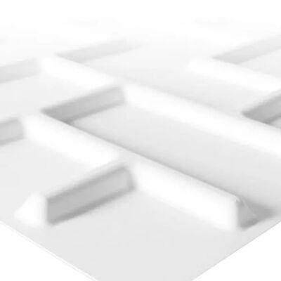 WallArt 3D Väggpaneler 24 st GA-WA16 tetris