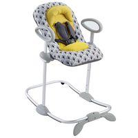 Beaba Höjdjusterbar gungstol för bebis Relax Up&Down III flerfärgad