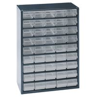 Raaco Sortimentskåp 945-00 med 45 lådor 137454