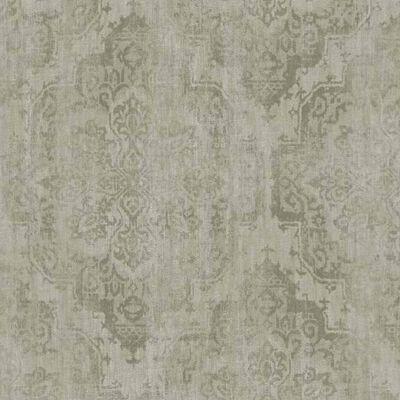 Noordwand Tapet Old Karpet grön