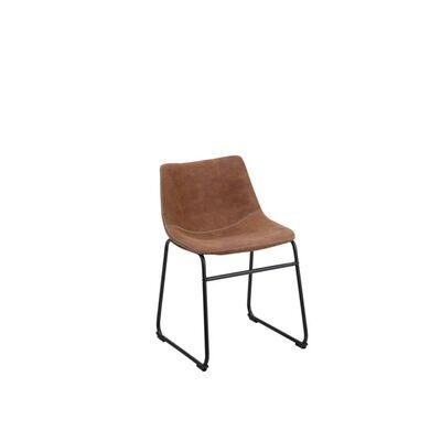 Stol 2 st brun BATAVIA