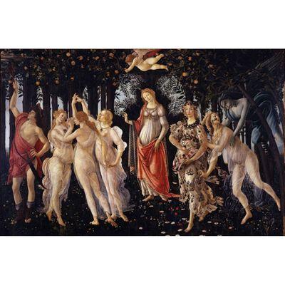 Spring,Sandro Botticelli,60x40cm