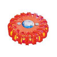 ProPlus Varningspuck med 16 LEDs Orange 540322