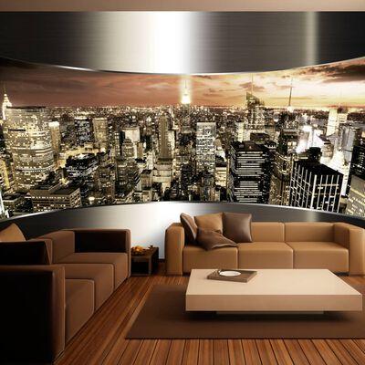 Fototapet - Panorama Of New York City - 350x245 Cm,