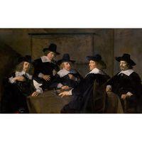 Regents of the St Elizabeth Hospital of,Frans Hals,60x40cm