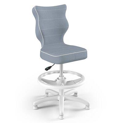 Entelo Ergonomisk skrivbordsstol för barn Petit JS06 strl 4 ljusblå