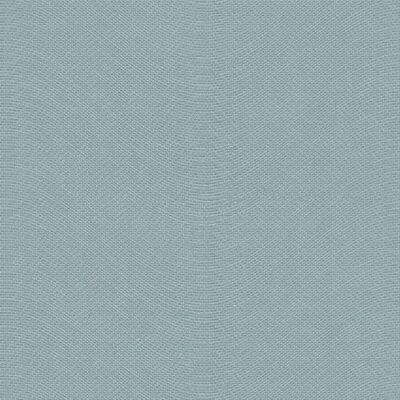 Topchic Tapet stickad design blå och silver, Blå och silver
