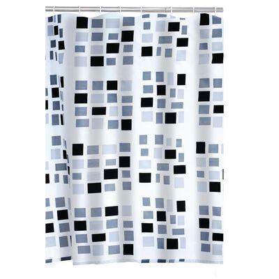 RIDDER Duschdraperi Stones textil