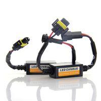 H1/H3 LED Decoder Canbus Varning Headlight Canceller