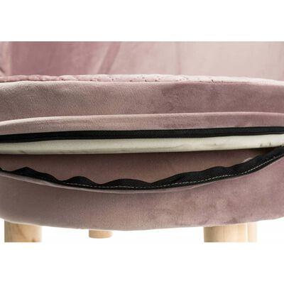 TRIXIE Hundsoffa Livia 48x40 cm gammelrosa