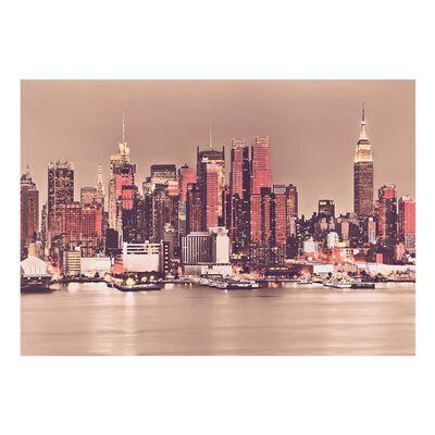 Fototapet - Ny - Midtown Manhattan Skyline - 100x70 Cm