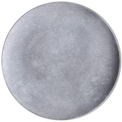 vidaXL Soffbord 2 st 55 cm + 44 cm betonggrå