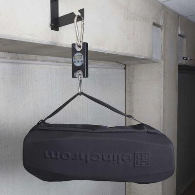 Perel Digital kranvåg 200 kg svart