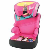 Mattel Bilbarnstol Befix Barbie grupp 2+3 rosa
