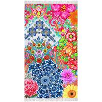 Happiness Badlakan ZAIRA 100x180 cm flerfärgat