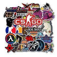 Klistermärken, 50 pack - Gaming