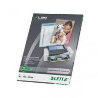 Leitz Lamineringsfickor ILAM 80 mikron A3 100-pack