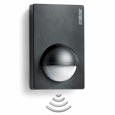 Steinel Rörelsedetektor infraröd svart IS 180-2