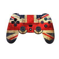 Playstation 4 / PS4 Klistermärke / Sticker - UK