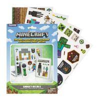 Minecraft, Gadget Dekaler - 4 Ark