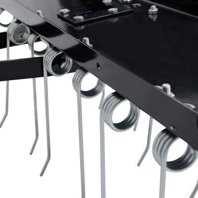vidaXL Mossrivare för åkgräsklippare 100 cm