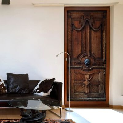 Dörrtapet - Luxury Door - 90x210 Cm