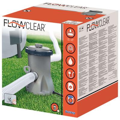 Bestway Poolfilterpump Bestway Flowclear 330 gal