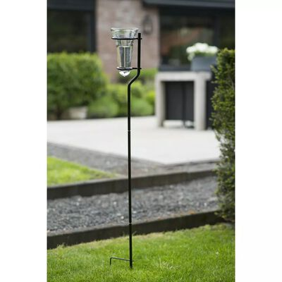 Nature Regnmätare med stativ glas 130 cm 6080089