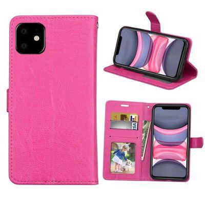 "Mobilplånbok 3-kort Apple Iphone 12 Mini (5.4"")-svart"