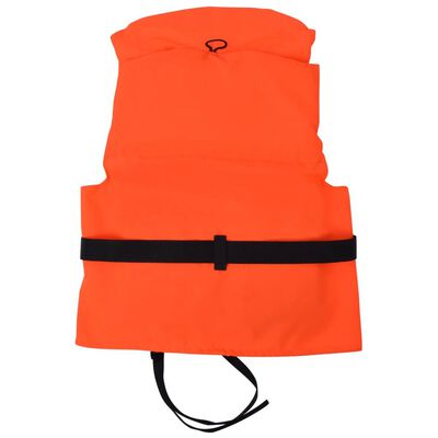 vidaXL Räddningsväst 100 N 40-60 kg