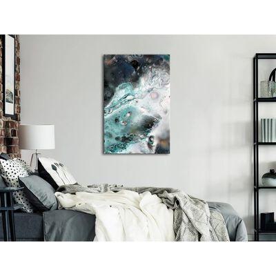 Tavla - Sea Elements (1 Part) Vertical - 60x90 Cm