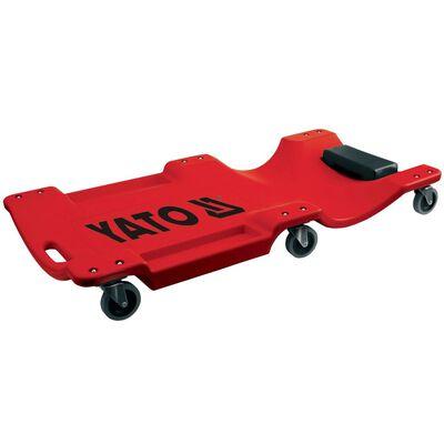 """YATO Montörsvagn plast 40"""""""