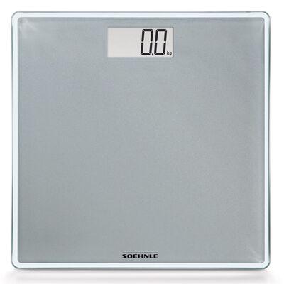 Soehnle Badrumsvåg Style Sense Compact 300 silver 180 kg 63852