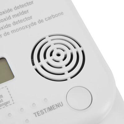 Smartwares Kolmonoxidlarm set 2-pack 12x9x3,5 cm vit